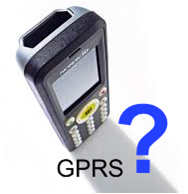 GPRS settings on mobile phone
