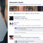 Do you want to design an amazing Facebook Profile page like Oudin?