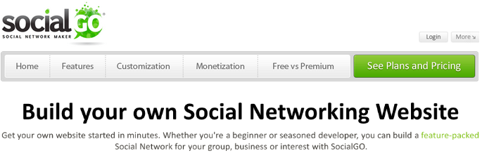 Free alternative social networking website like facebook