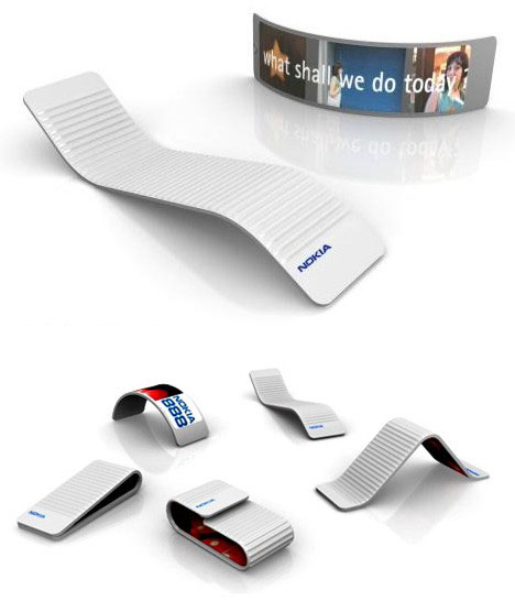 amazing concept mobile phones