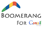 Schedule mails to be sent later in Gmail with Boomerang
