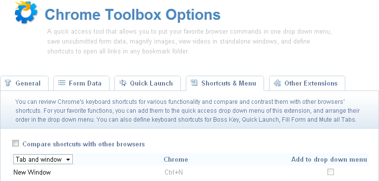 Increase productivity with Google Chrome Toolbox