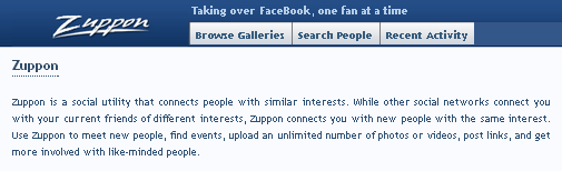 Facebook Alternatives - Social networking