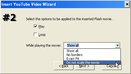 insert video in ppt