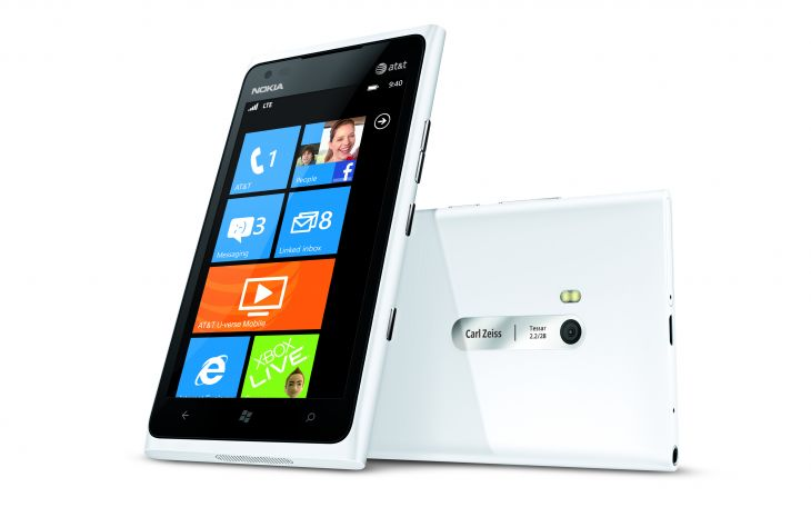 Nokia Lumia 900 : Price and Specifications in India