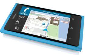 Nokia maps live traffic information