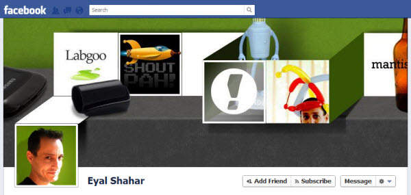 Facebook Timeline Cover Photo Example