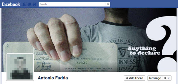 make an amazing facebook timeline cover