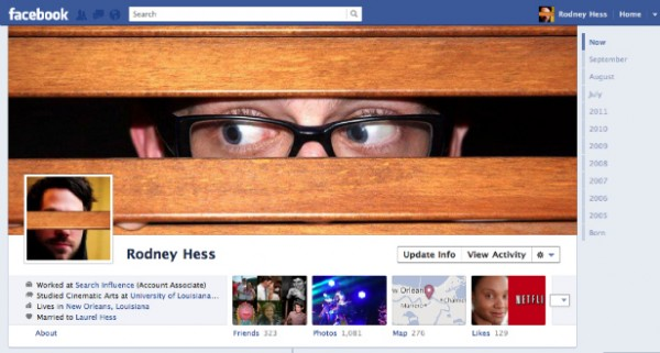 facebook creative profile cover