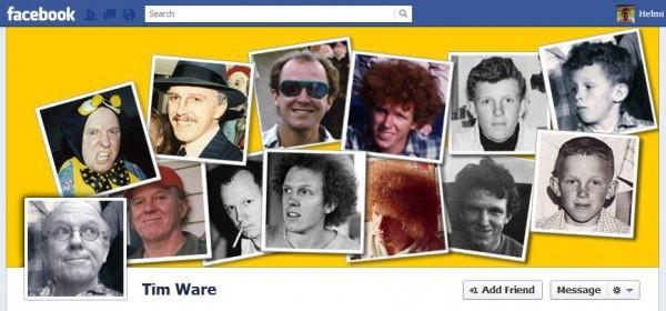 facebook timeline social network