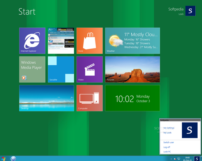 Windows 8 Transformation Pack  For Windows 7,Win Xp & Vista