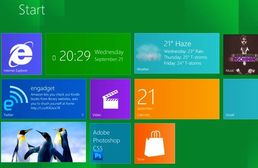 Best Windows 8 Metro UI Themes For Your Desktop